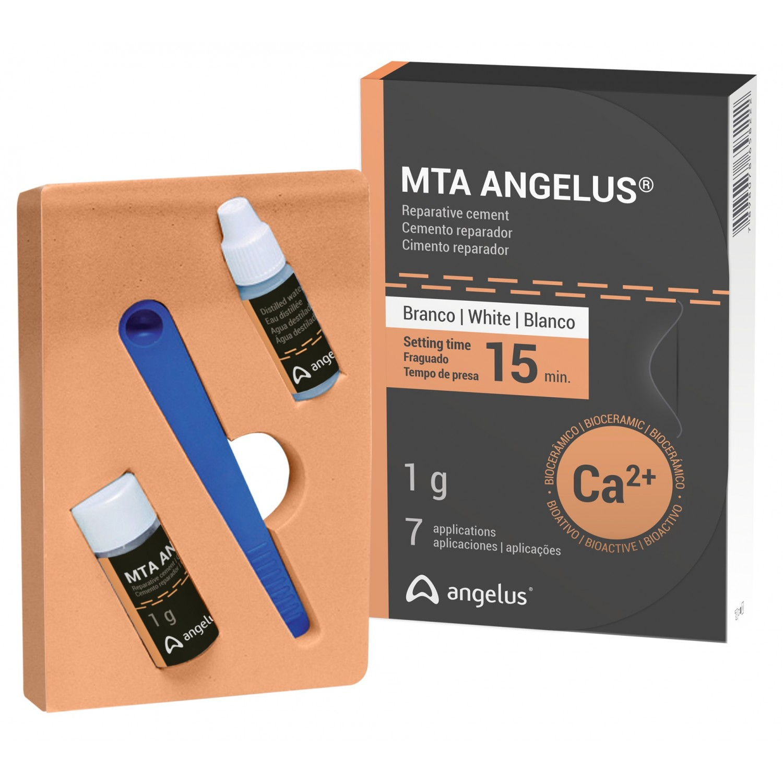 MTA Angelus Blanco (7 Aplicaciones)