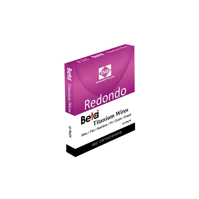 Arco Beta Titanium (TMA) Redondo