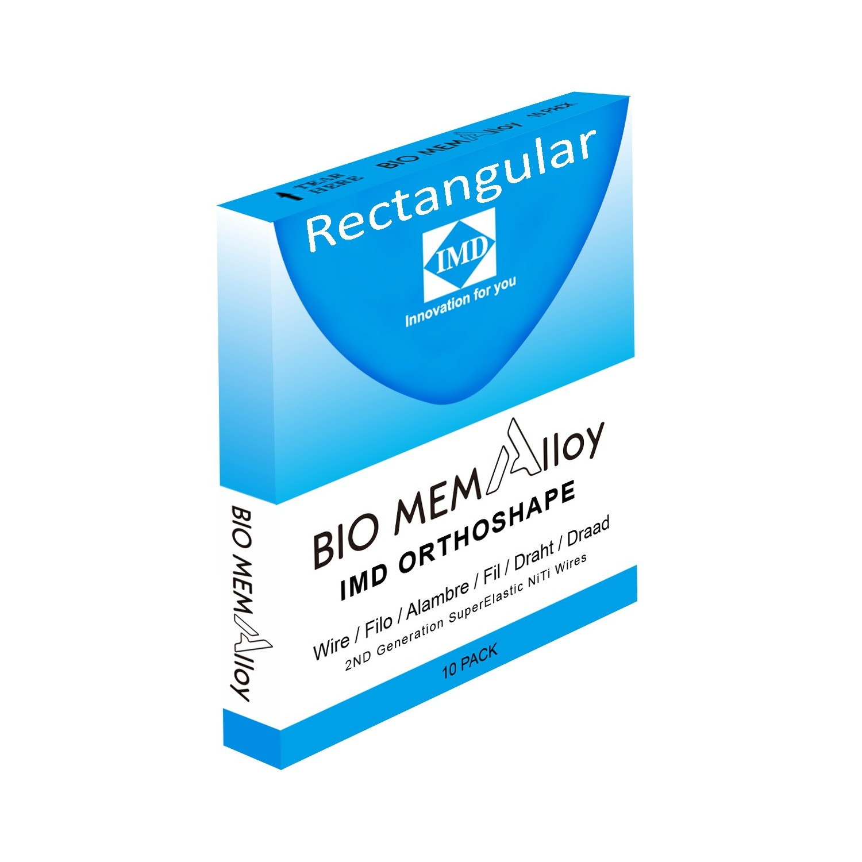 Arco BIO-MEM Alloy Rectangular