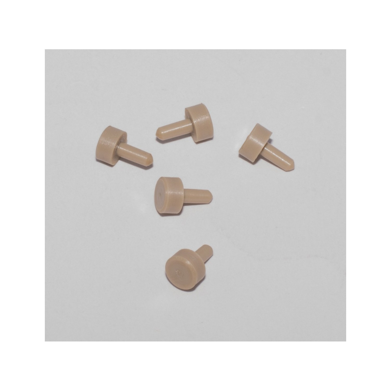 Reposicion de Topes de Teflon 5mm